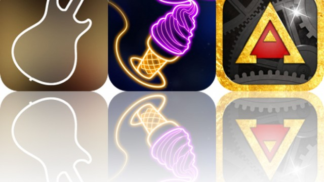 Today's Apps Gone Free: Star Scales, Find the Line and Aureus Prime