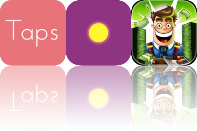 Today's Apps Gone Free: Taps, Vertigo and Comish