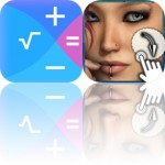 Today's Apps Gone Free: Taps, Xmart Calculator, Piercing Photo Editor FX and More