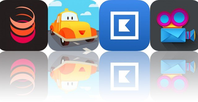 Today's Apps Gone Free: Animatix, Tom the Tow Truck, Kroo and More