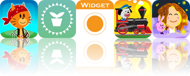 Today's Apps Gone Free: Comomola Pirates, Plant Light Meter, Reminders Widget and More