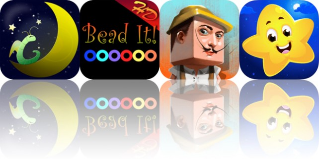 Today's Apps Gone Free: Sleep Bug, Bead It, Squareface and More
