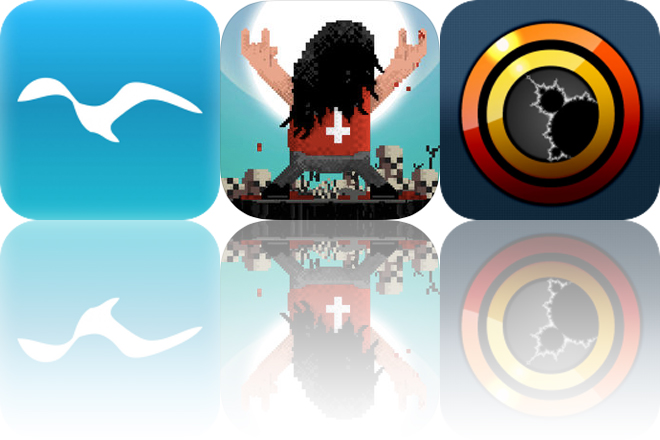 Today's Apps Gone Free: Wonder 7 Minute Workout, Brutal Brutalness and Fractoscope