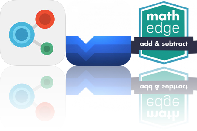 Today's Apps Gone Free: WordMap, Convertible and MathEdge