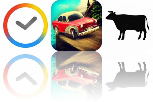 Today's Apps Gone Free: Kiwake, Vertigo Racing and Cowculator