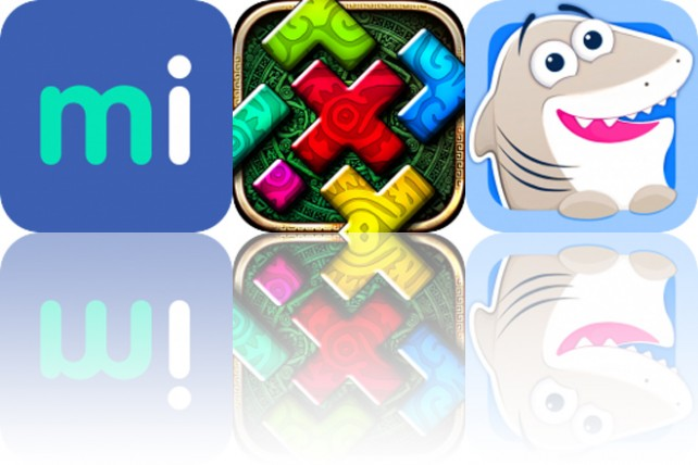 photo of Today's Apps Gone Free: Migraine Insight, Montezuma Puzzle 4 and Nice Shark image