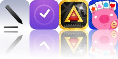Today's Apps Gone Free: Asketch, TenFive, Aureus Prime and More