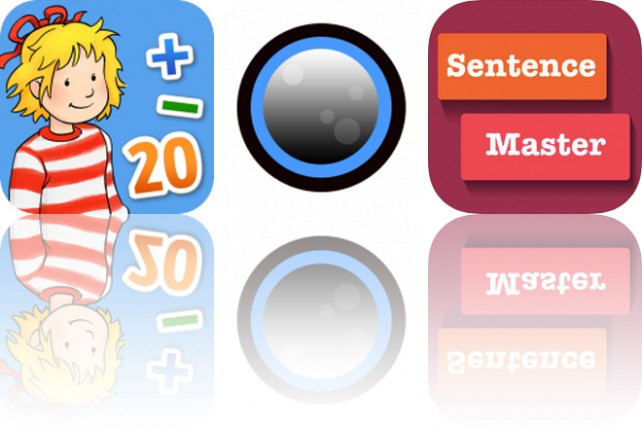 Today's Apps Gone Free: Math Games 1st Grade, Relicam and Sentence Master
