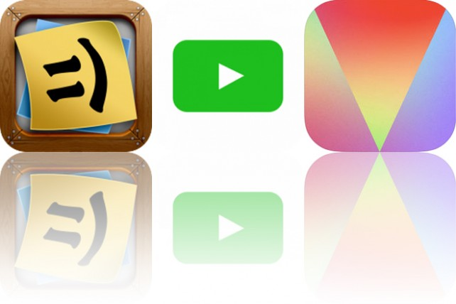 Today's Apps Gone Free: Stickyboard 2, Ellie's TV and Minding