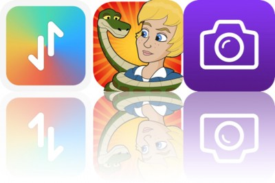 Today's Apps Gone Free: Convoto, The Man from Hmmbridge and deGeo Camera
