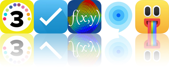 Today's Apps Gone Free: 3rd Grade Reading Prep, Remember To Buy, Visual Math 4D and More
