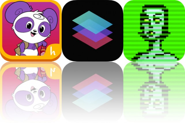 Today's Apps Gone Free: The Complete Adventures of Pan, TapEdit and War of Eclipse