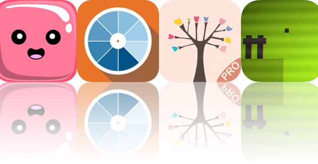 Today's Apps Gone Free: Grapple Gum, RAL, Sketch Tree and More