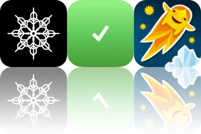Today's Apps Gone Free: Motif, Do.List and Son of the Sun
