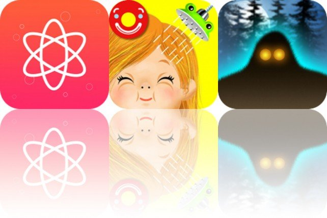 Today's Apps Gone Free: Elementium, Pepi Bath and Yeti Pie