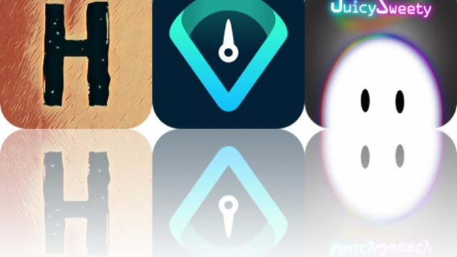 Today's Apps Gone Free: Hydropuzzle, Vekt and Juicy Sweety