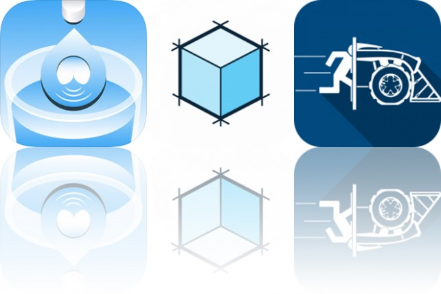 Today's Apps Gone Free: FaucetSafe, Sketcha and Tile Rider