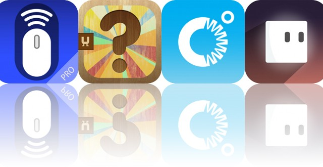 Today's Apps Gone Free: WiFi Mouse, Memoria, Clear Day and More