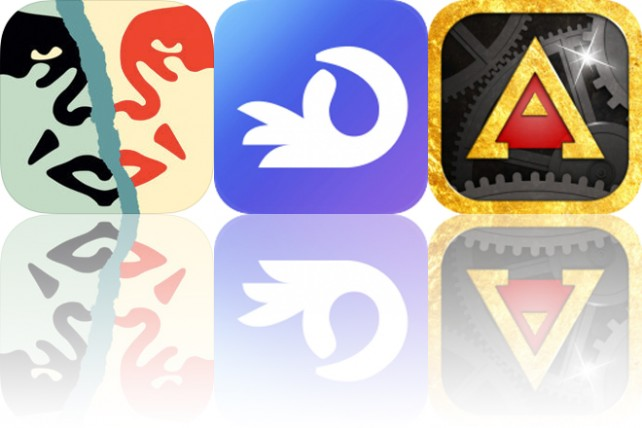 Today's Apps Gone Free: Damaged, Flowing and Aureus Prime