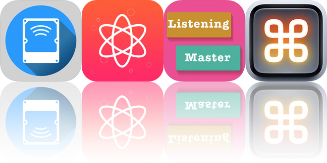 Today's Apps Gone Free: Remote Drive, Elementium, Listening Master and More
