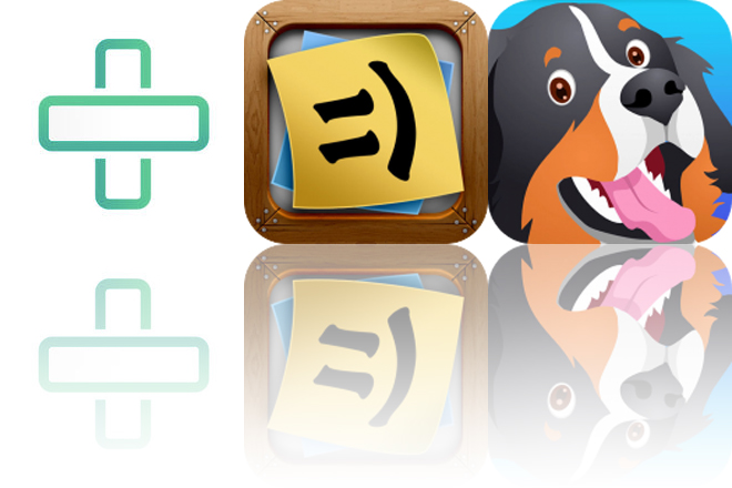Today's Apps Gone Free: Sum, Stickyboard 2 and BernerMoji 2