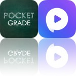 Today's Apps Gone Free: Star Wars Pinball, Pocket Grade, Playlist and More