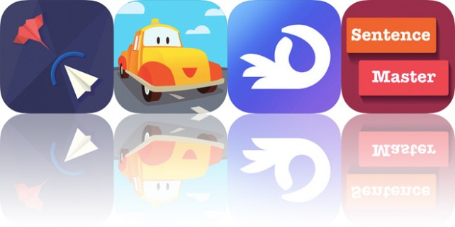Today's Apps Gone Free: Highwind, Tom the Tow Truck, Flowing