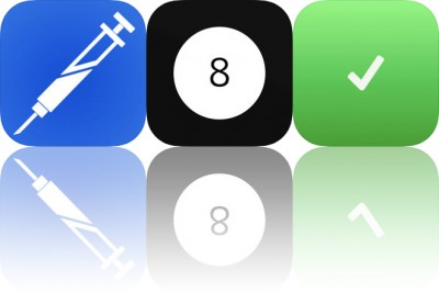 Today's Apps Gone Free: Injection Tracker, Do.List and Modern Magic 8 Ball