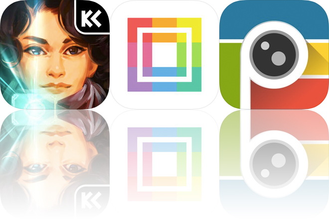 Today's Apps Gone Free: Chroniric XIX, PXL and PhotoTangler