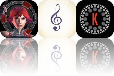 Today's Apps Gone Free: The Silver Bullet, Treble Cat HD and Kompressor