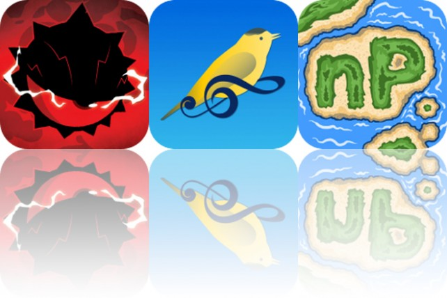 Today's Apps Gone Free: Odium to the Core and Dots and Boxes