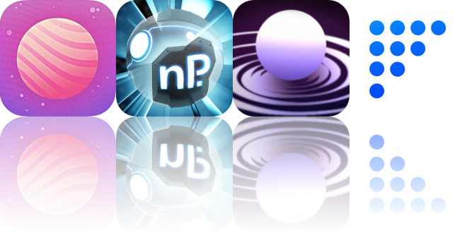 Today's Apps Gone Free: ChillScape, Lightwire, Spin Spell and More