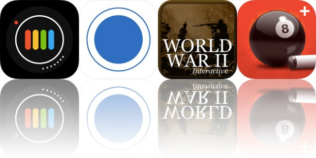 Today's Apps Gone Free: ProShot, Super ToDo's, World War 2 History and More