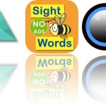 Today's Apps Gone Free: Life, Sight Words Sentence Builder and ReliCam
