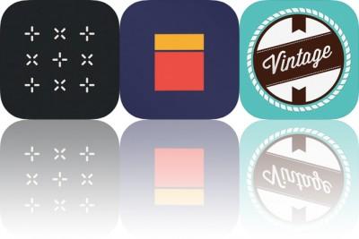 Today's Apps Gone Free: Kipkam, Peek Calendar and Vintage Logo Creator