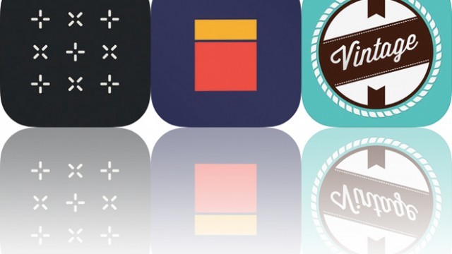 Today's Apps Gone Free: Kipkam, Peek Calendar and Vintage Logo Creator